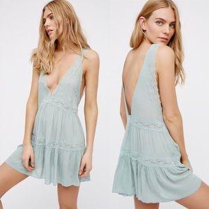 Intimately Free People Look of Love Slip Dress XS
